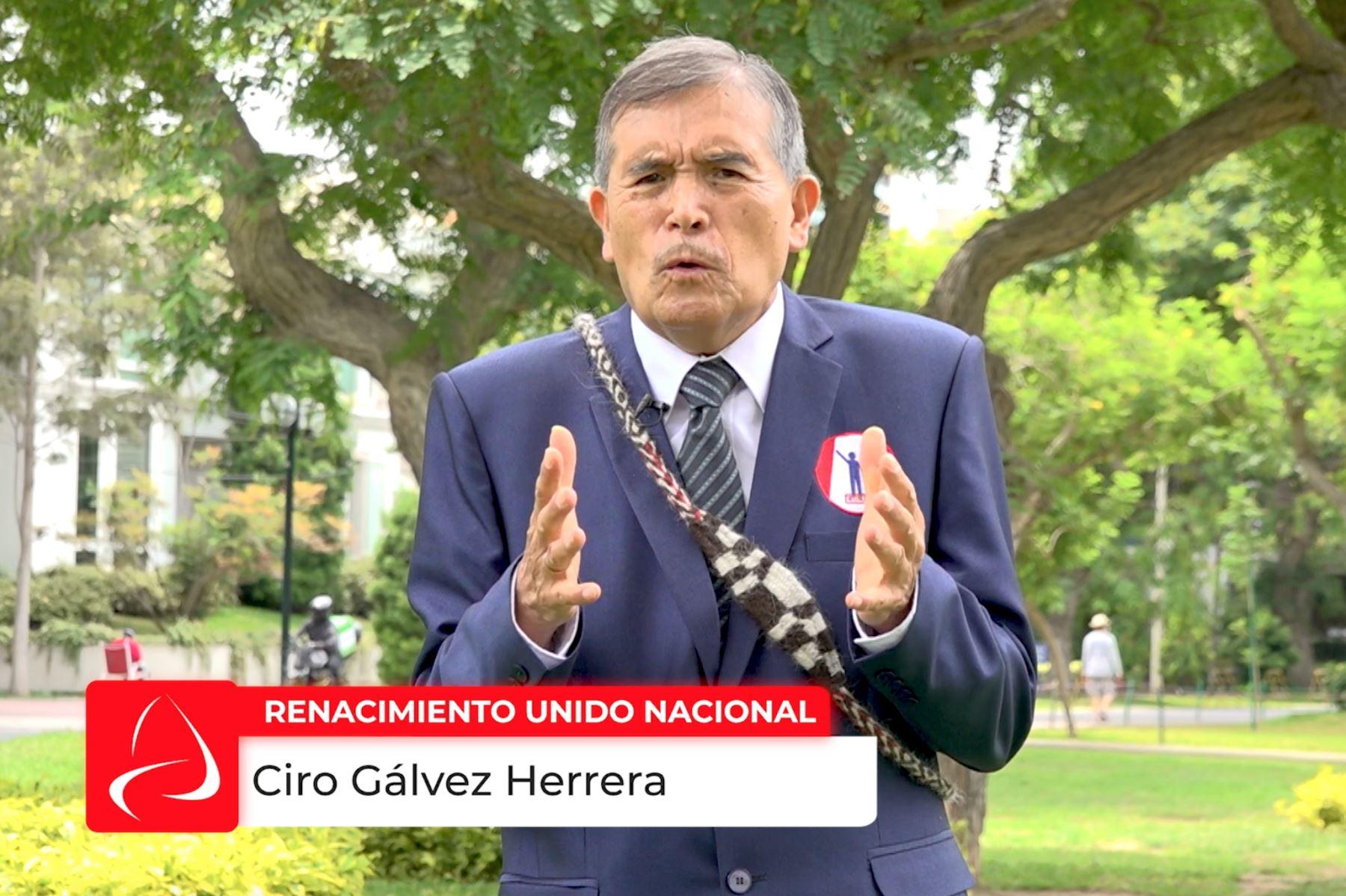 elecciones-2021-ciro-galvez-propone-mano-dura-contra-la-delincuencia