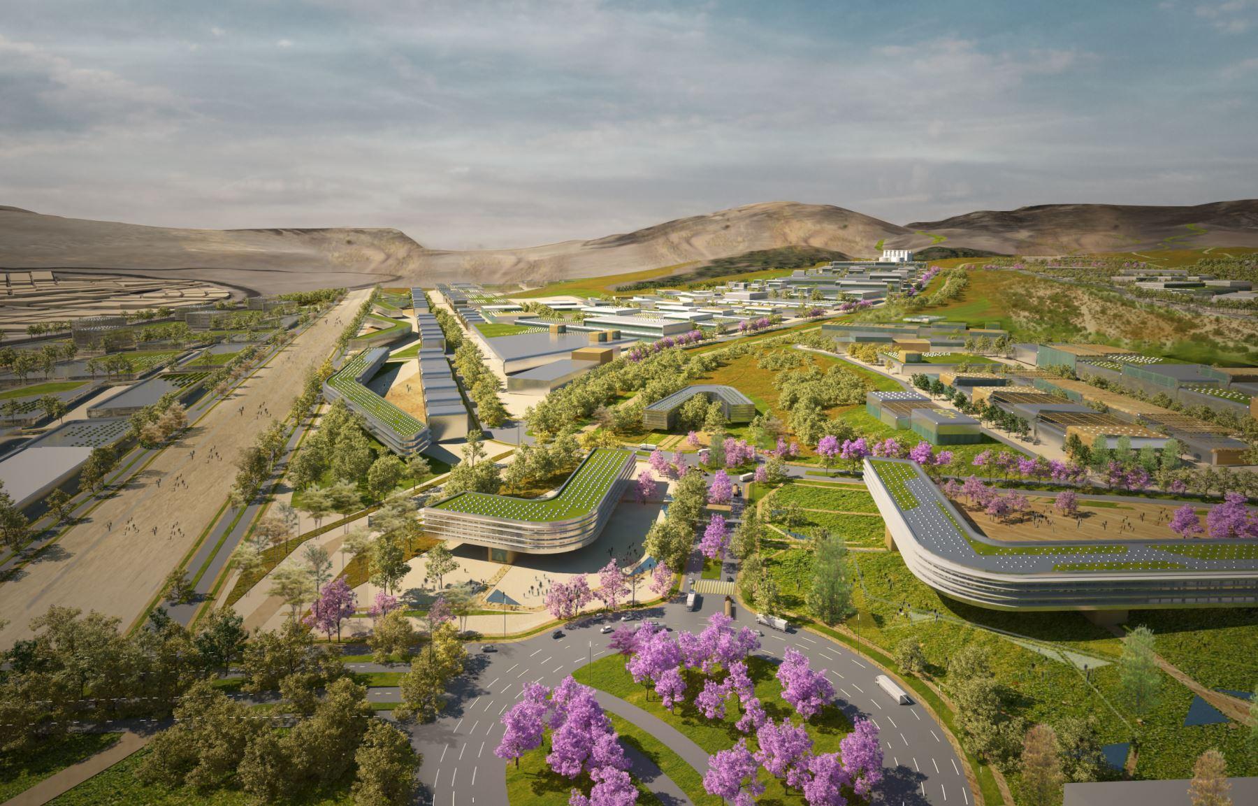 Perú tiene cartera de 18 parques industriales que generarán 200,000 empleos