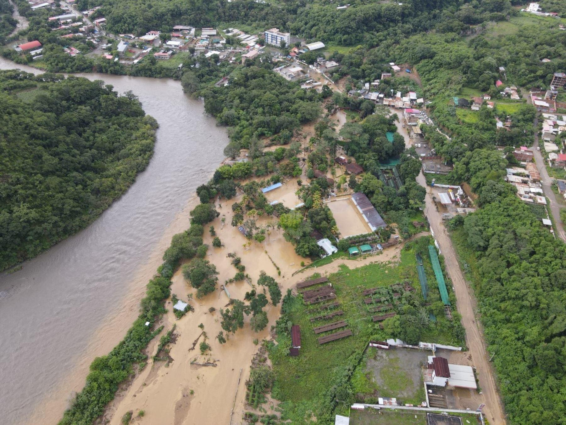 cusco-piden-declarar-en-emergencia-a-la-convencion-afectada-por-huaicos-y-lluvias