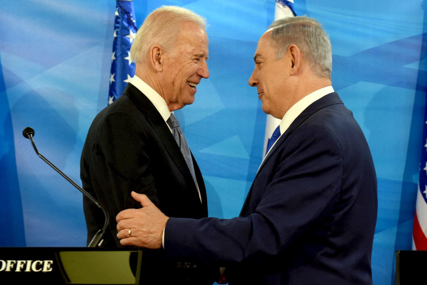 iran-tema-central-de-la-primera-conversacion-entre-netanyahu-y-biden