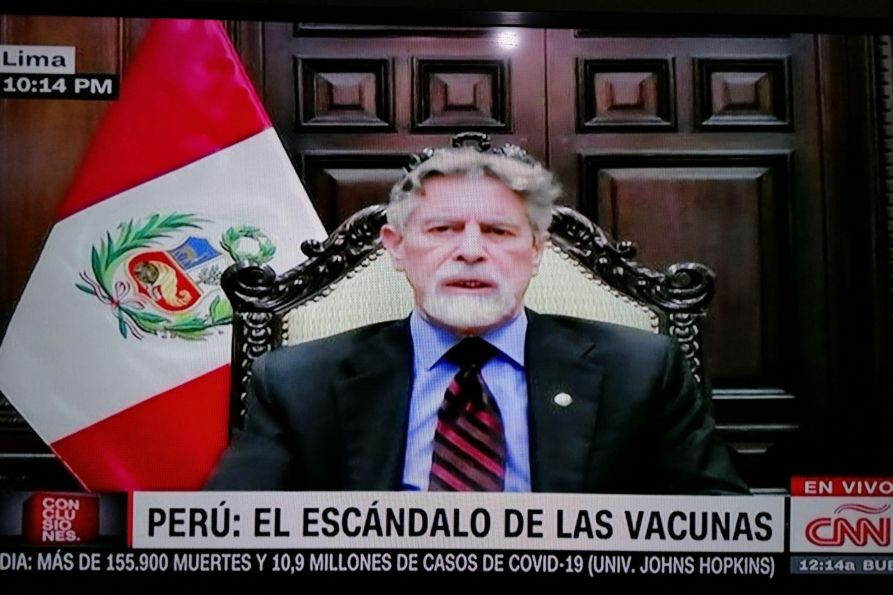 presidente-sagasti-no-paramos-ni-un-segundo-para-garantizar-acceso-a-la-vacuna
