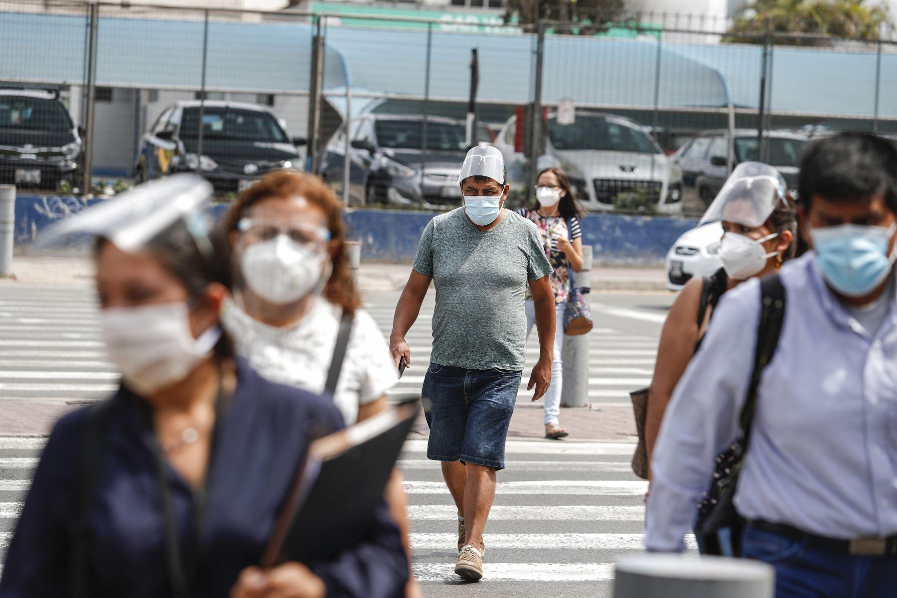 Fuerza laboral peruana. Foto: ANDINA/Renato Pajuelo.