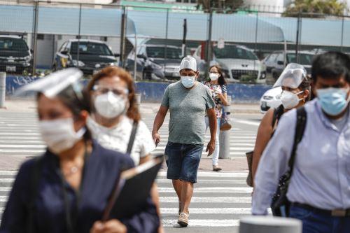 Fuerza laboral peruana. Foto: ANDINA/Renato Pajuelo