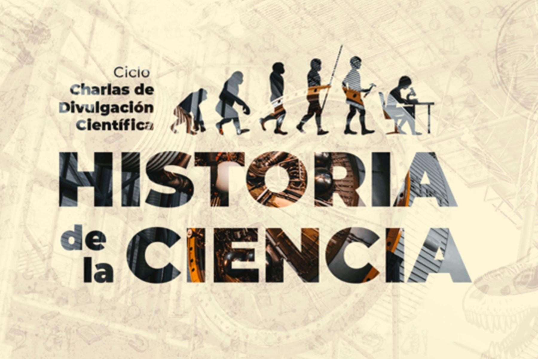concytec-organiza-charlas-de-divulgacion-cientifica-sobre-historia-de-la-ciencia-en-peru