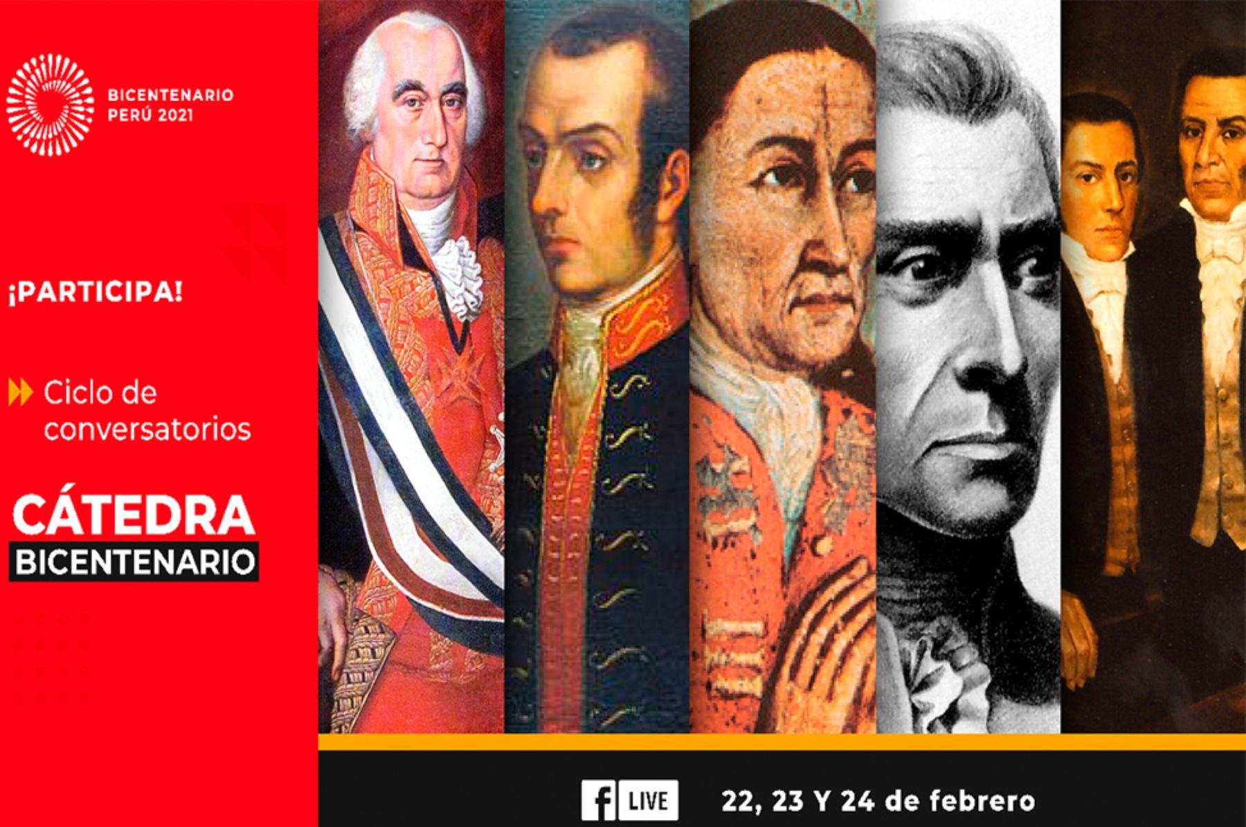 proyecto-bicentenario-iniciara-conversatorios-sobre-la-independencia-del-peru