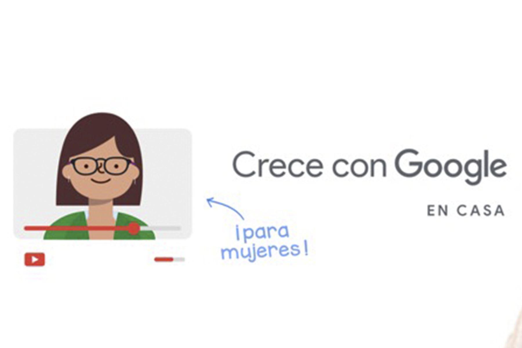 Google ofrece capacitaciones gratuitas para las emprendedoras peruanas (Foto: Google)