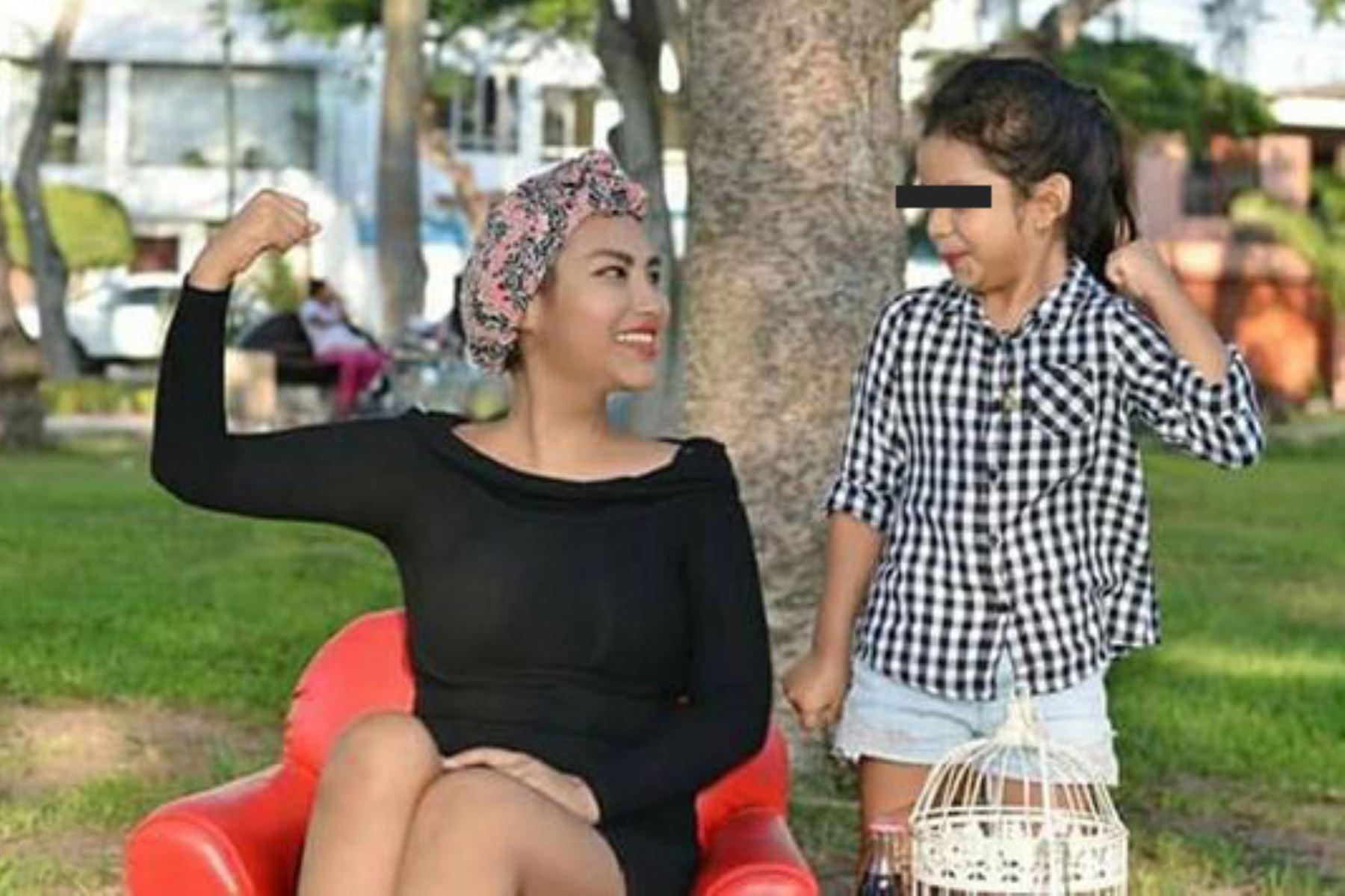 Yndira Oropeza lidera una interesante iniciativa a través de la plataforma. ANDINA/Difusión