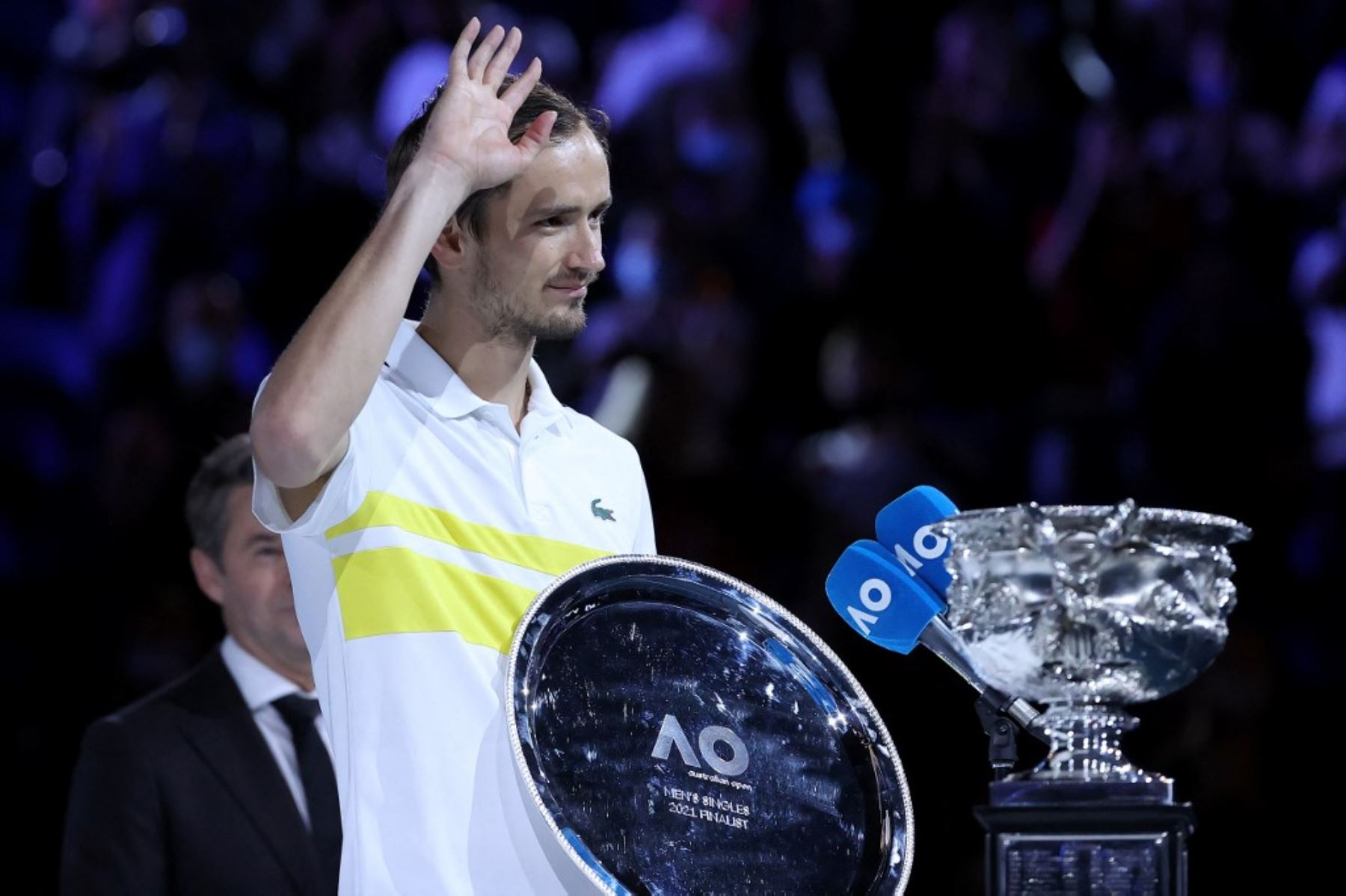 Medvedev entra en el Top 3 de la ATP