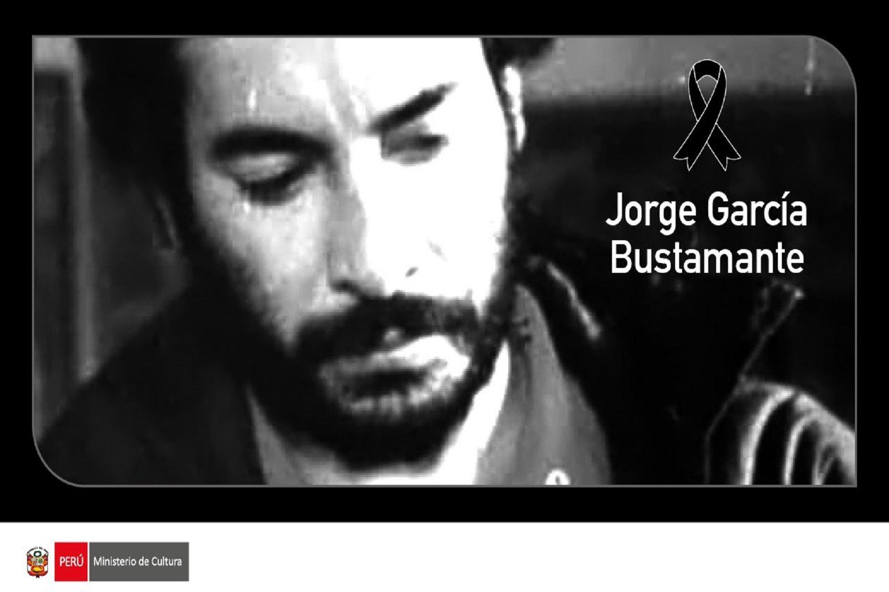 Jorge García Bustamante Foto: Ministerio de Cultura