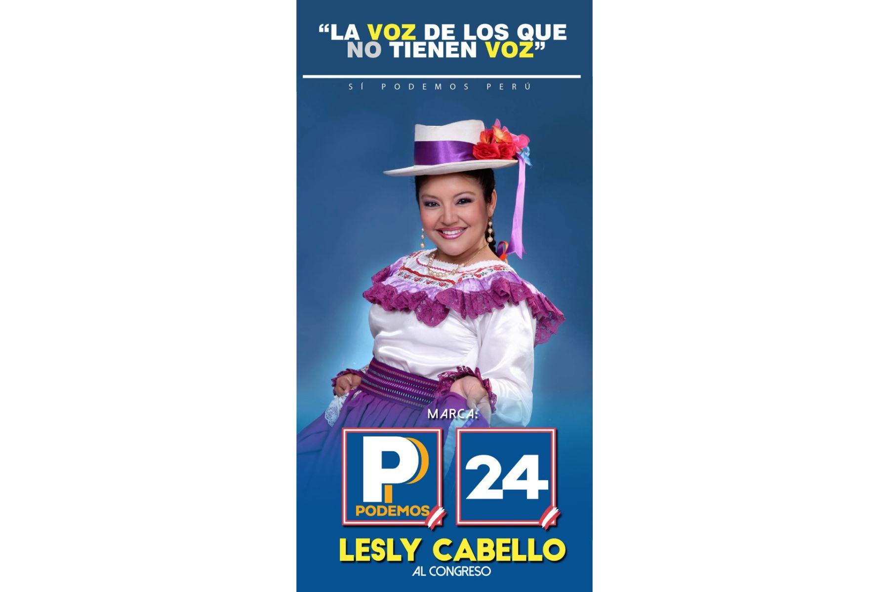 elecciones-2021-candidata-lesly-cabello-propone-un-bono-excepcional-para-artistas
