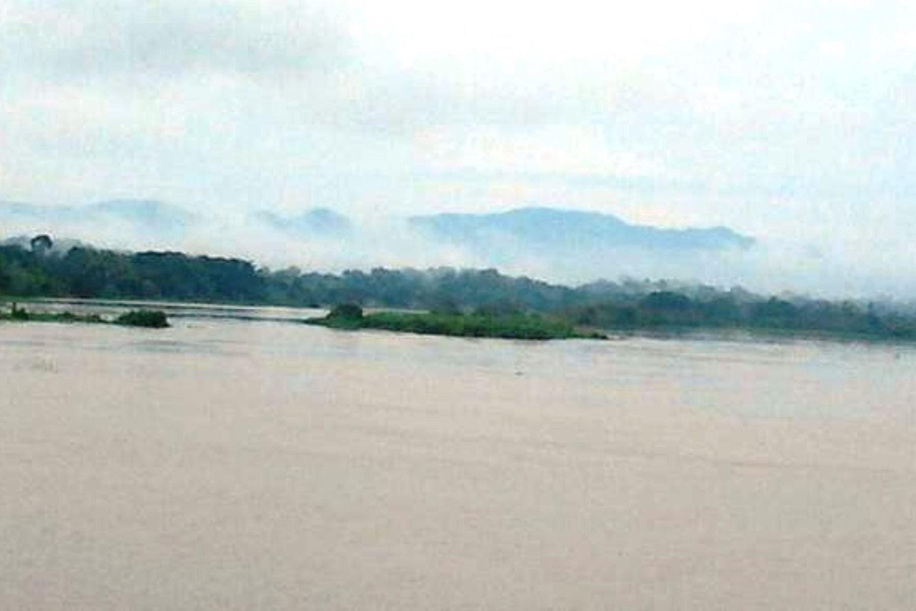 Desborde del  río Ucayali podría afectar la zona baja del distrito de Requena y las localidades de Yanallpa, Nuevo Progreso, Santa Rosa, 11 de Agosto y Nueva Florida en la provincia de Requena. ANDINA/Difusión