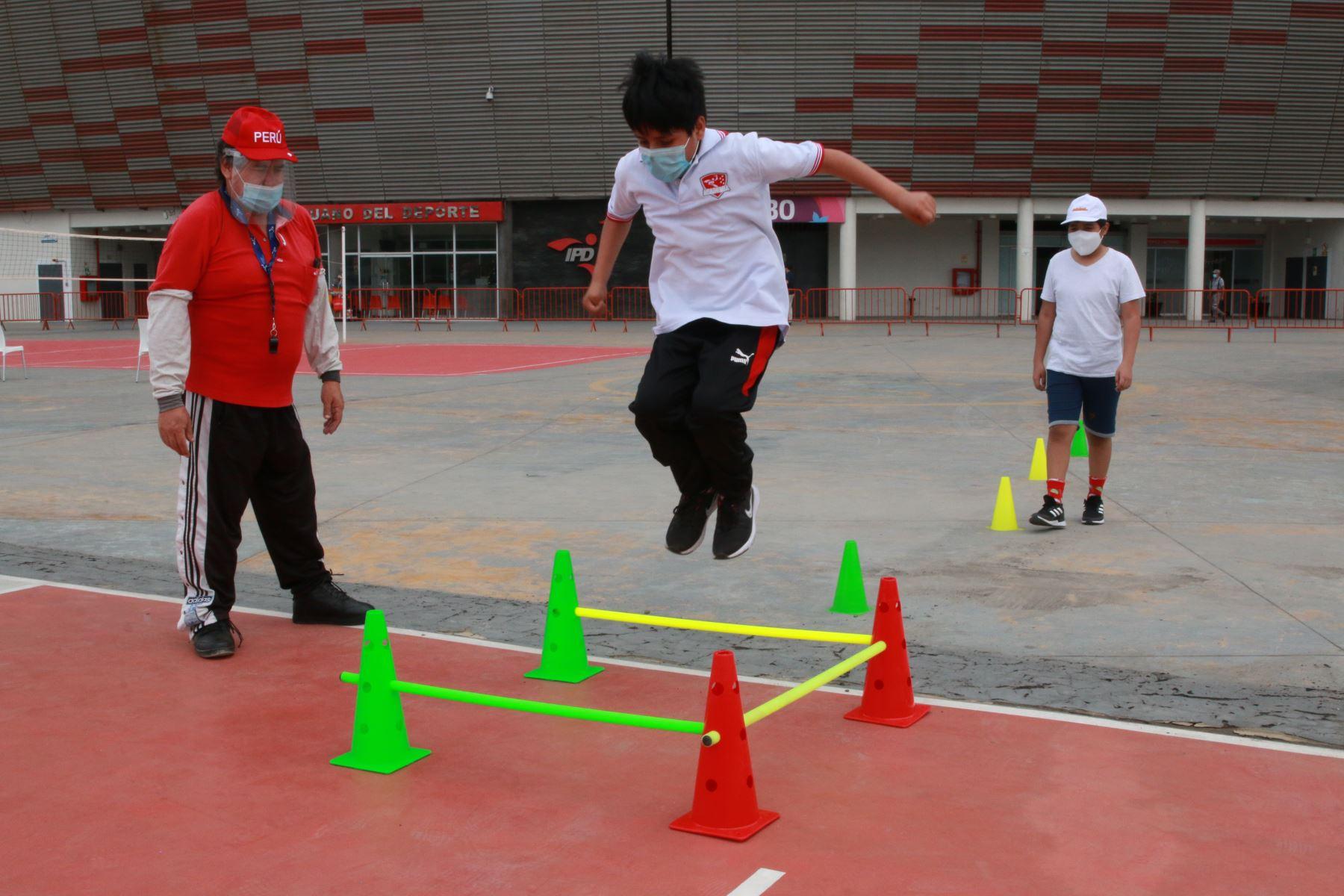 El IPD mantiene su tarea de masificación y fortalecimiento del sistema deportivo.