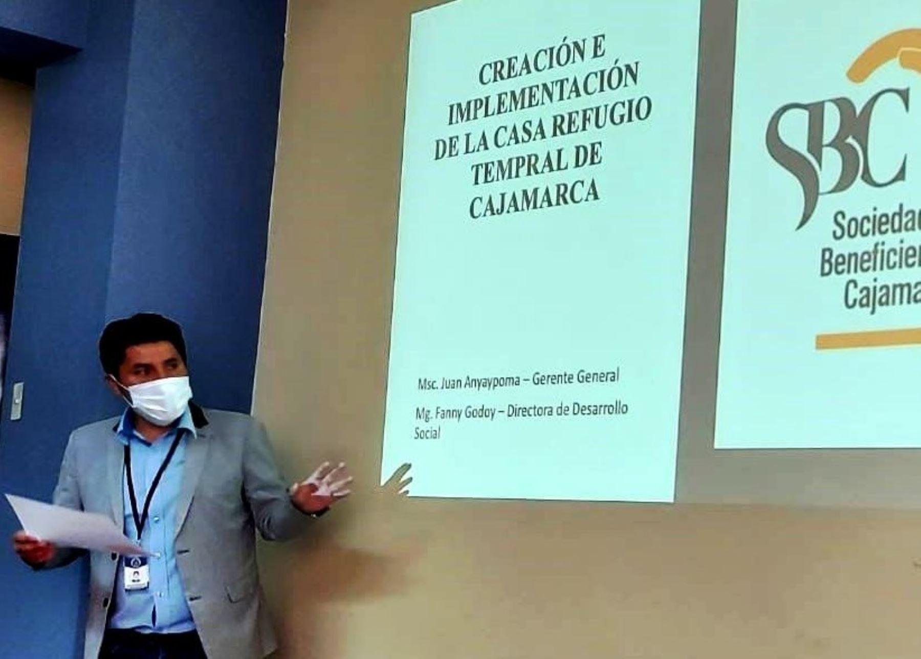 Beneficiencia de Cajamarca implementará casa refugio que atenderá a las mujeres víctimas de la violencia. Foto: ANDINA/difusión.