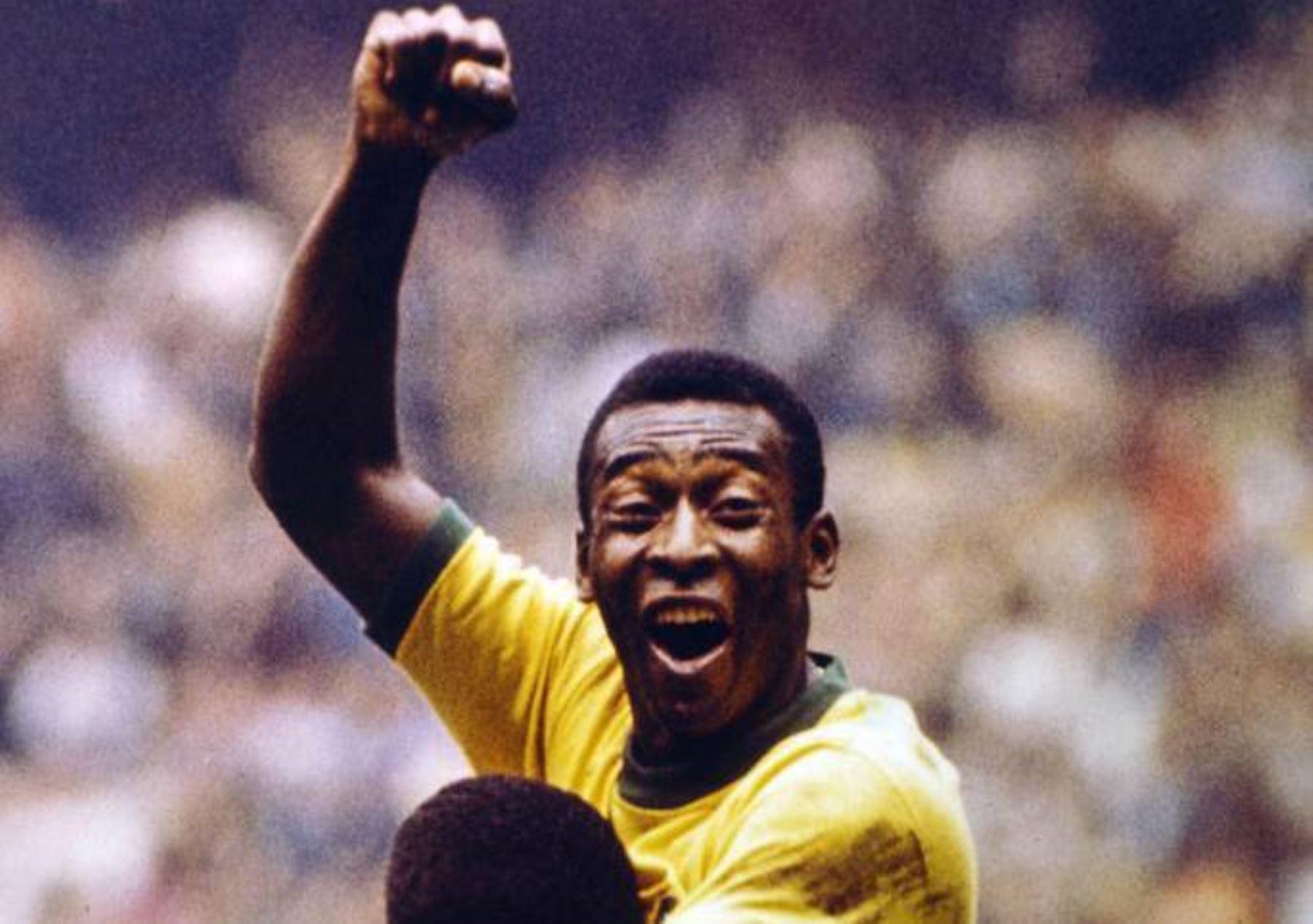 Ya leyenda de Pelé en Netflix