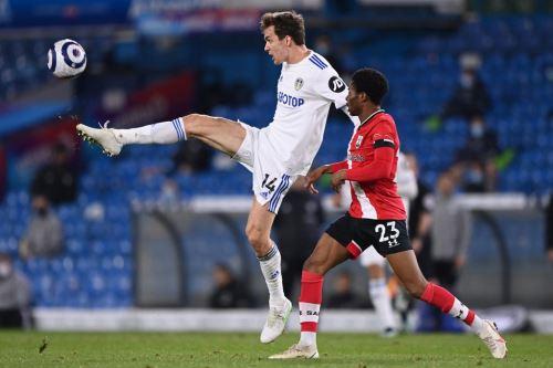 Leeds United empata a cero con Southampton por la Liga Inglesa