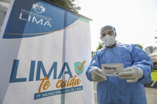 """Municipalidad de Lima realiza campaña """"Lima te cuida"""" en el Circuito Mágico del Agua"""