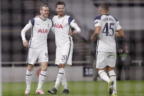 Tottenham vence 4 a 0 al Wolfsberg por la Europa League