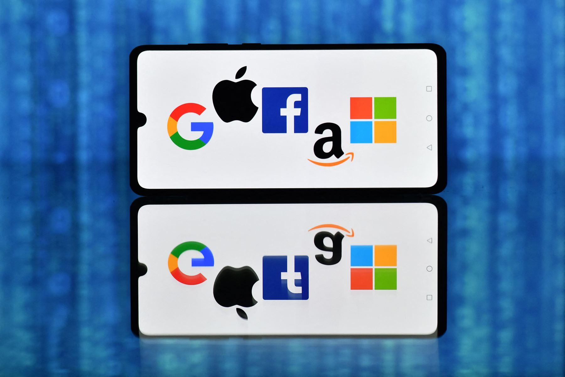 La ley se aprobó después de que Facebook y Google llegaran a acuerdos para evitar verse sometidos a arbitrajes vinculantes. Foto: AFP.