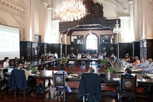 La propuesta final para fortalecer y modernizar a la PNP fue presentada este miércoles en el Consejo de Ministros.