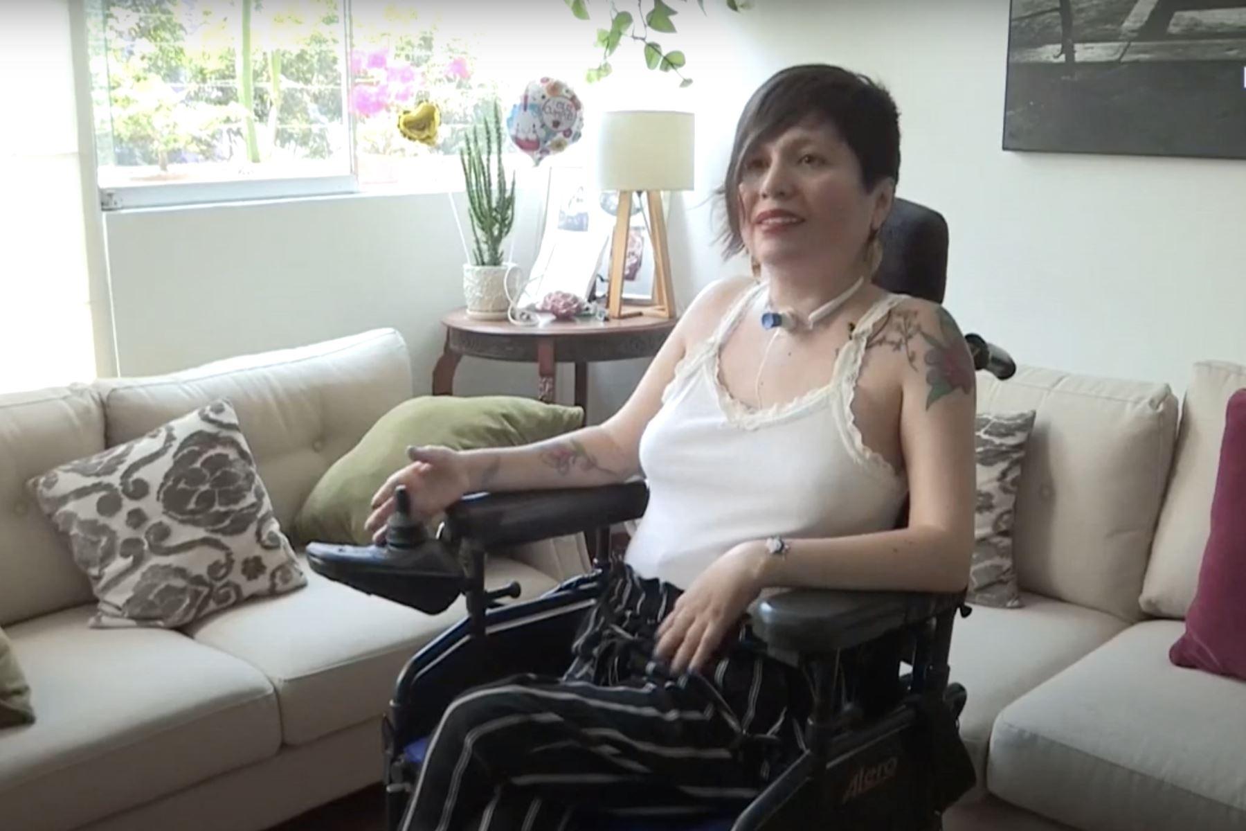 Juzgado ordena respetar decisión de Ana Estrada de someterse a eutanasia