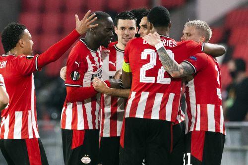 PSV derrota 2 - 1 al Olympiacos por la Europa League