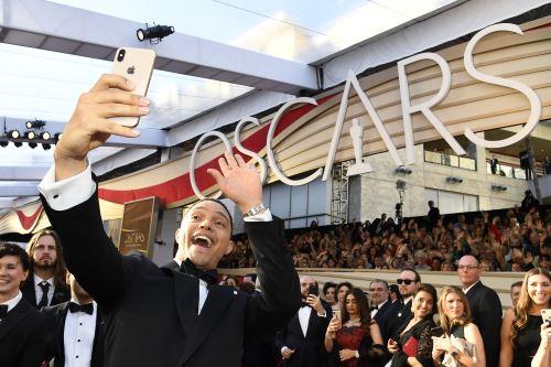 """La categoría de mejor película internacional cuenta este año con tres cintas preclasificadas: """"Ya no estoy aquí"""" (México), """"El agente topo"""" (Chile) y """"La llorona"""" (Guatemala). Foto: AFP"""
