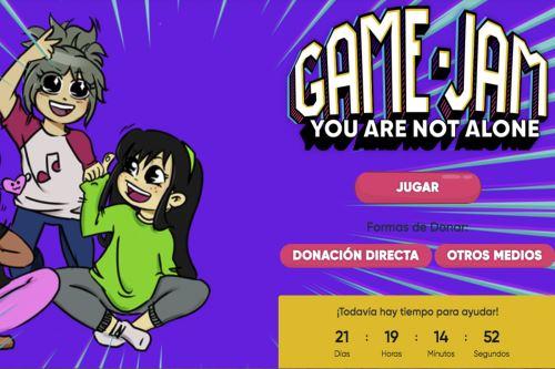 Los videojuegos también promueven la recaudación de fondos a favor de la ONG Aldeas Infantiles SOS Perú.