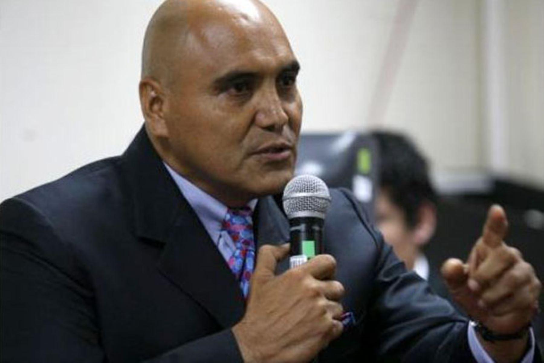 Alberto Venero. Foto: ANDINA/difusión.