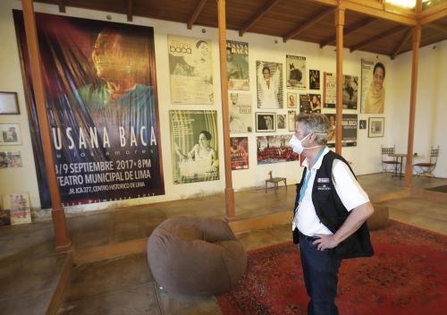 Presidente Sagasti anuncia nuevo programa de estímulos económicos para los artistas