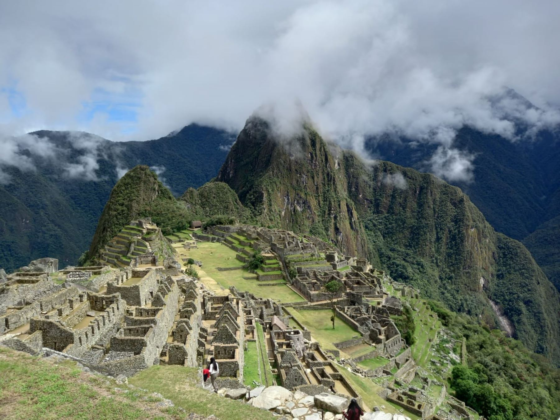 Machu Picchu. Foto: Cortesía