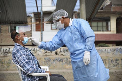 Programa Lima Te Cuida llega a AAHH. Santa Cruz en Comas