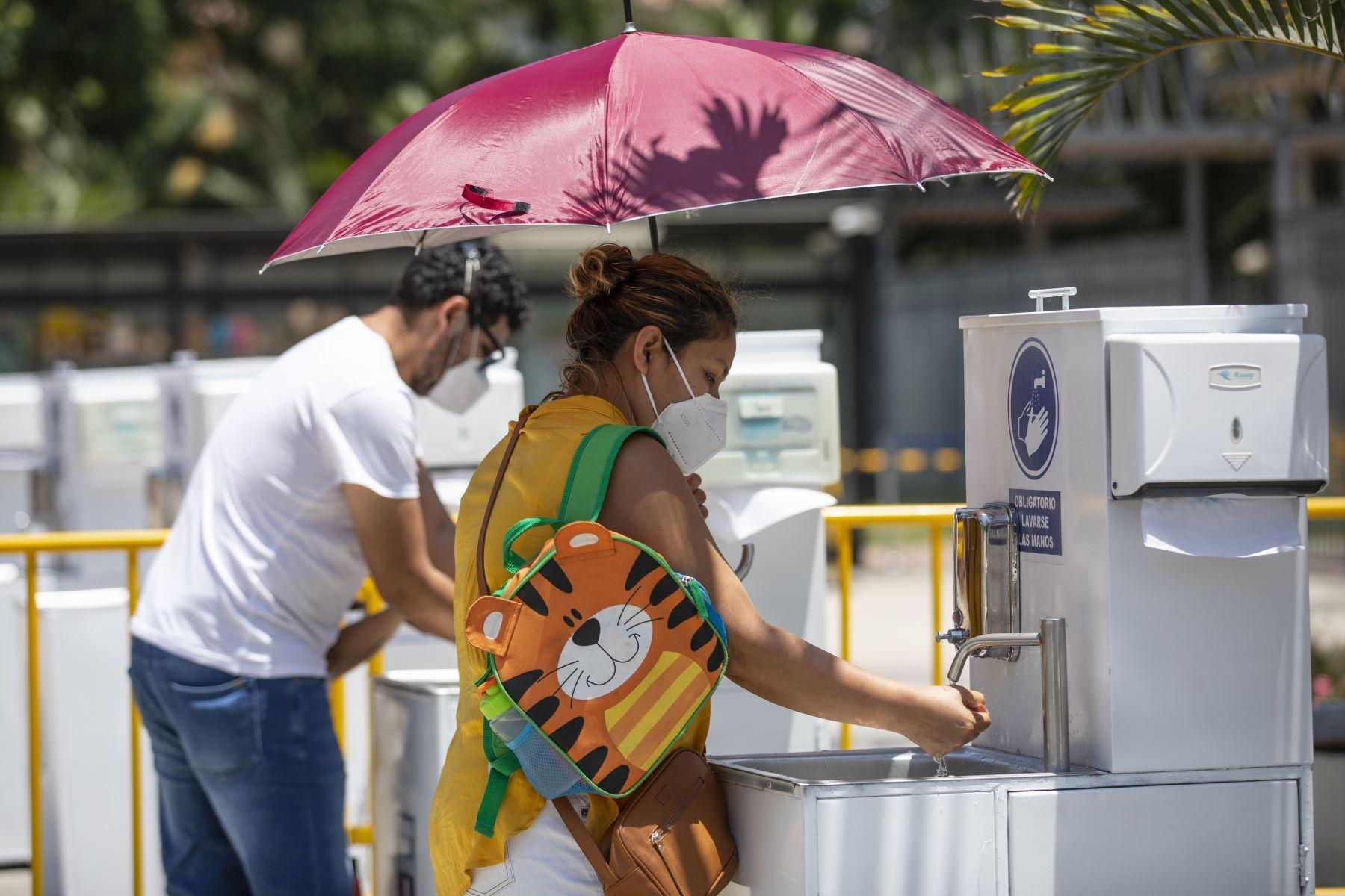 El Parque de las Leyendas vuelve a abrir sus puertas este 1 de marzo. El recinto funcionará con un aforo al 30% y la atención será de lunes a sábado, de 9 a.m. a 5 p.m. Se contará con todos los protocolos de bioseguridad.  Foto: Municipalidad de Lima