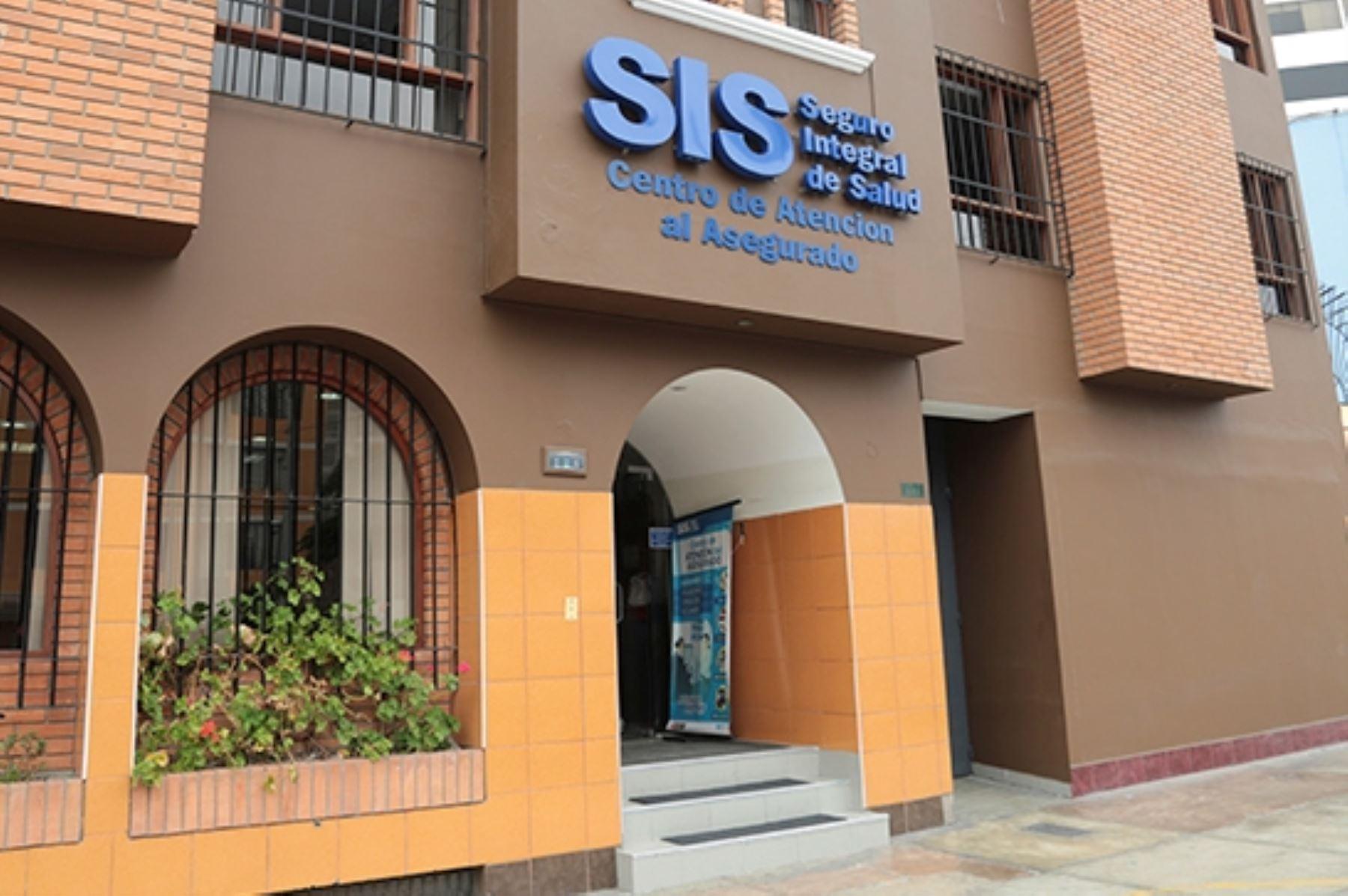 En caso se requiera información oficial sobre La IAFA-SIS, los asegurados y ciudadanía en general, puede comunicarse a sus canales de atención. Foto: ANDINA/Andina