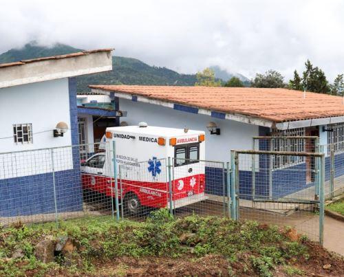La ARCC entregó los terrenos para iniciar las obras de reconstrucción en tres centros de salud de Piura que resultaron afectados por el Fenómeno El Niño costero de 2017.