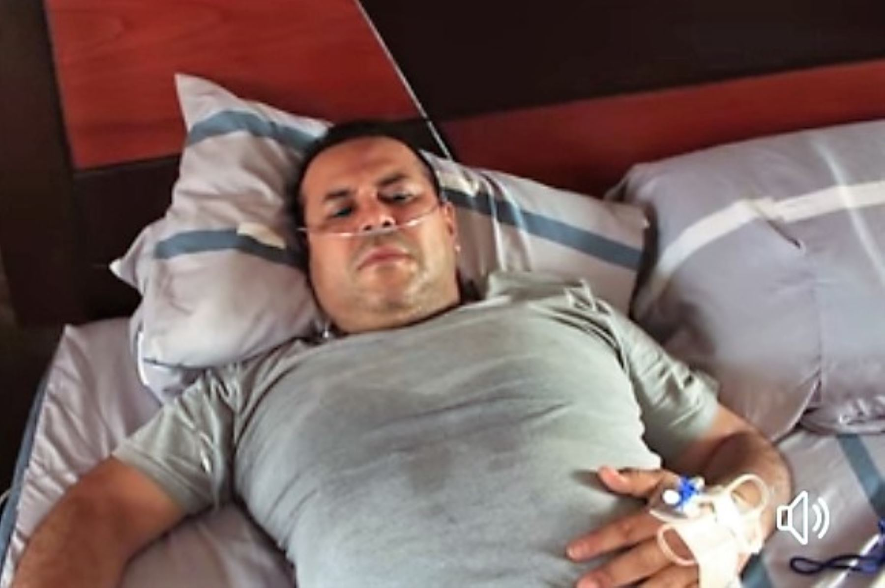 Alcalde de Chiclayo, Marco Gasco, confirma que se contagió de covid-19.