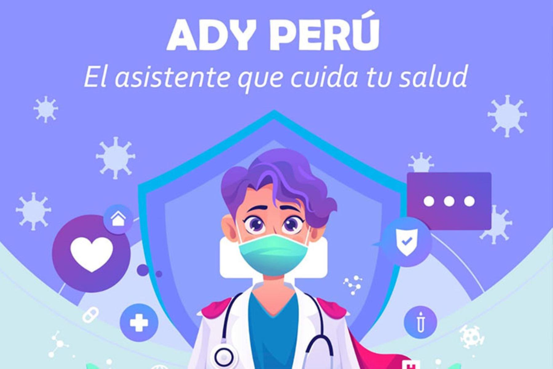 La principal finalidad del chatbot o asistente virtual es brindar información confiable referente a la vacuna contra la covid-19