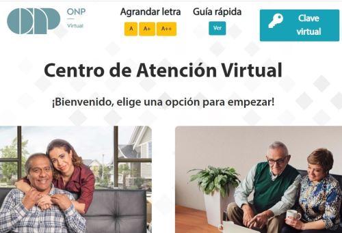 ONP otorgó 3,549 nuevas pensiones en Arequipa desde el inicio de la emergencia sanitaria.