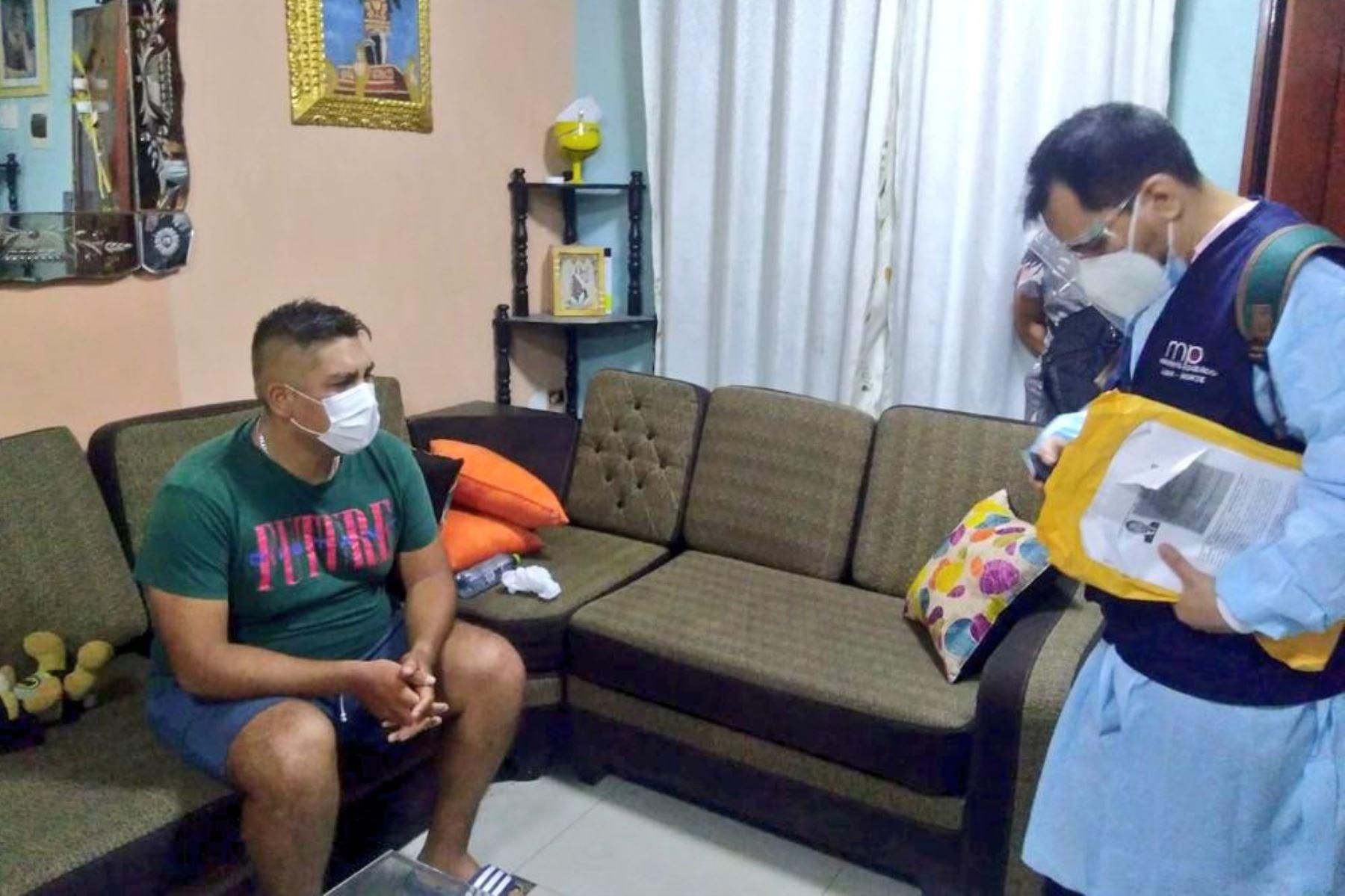 Allanan 43 viviendas y comisarías por presunto caso de corrupción policial. Foto: ANDINA/Mininter.