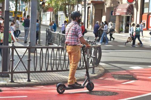 Norma de calidad para productos que usan ciclistas y usuarios de monopatines. Cortesía Inacal.
