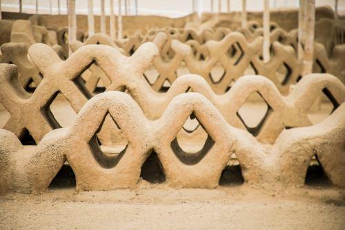 Los visitantes podrán ingresar a Chan Chan (Trujillo) por la parte norte del conjunto amurallado Nik An. Foto: ANDINA/Difusión