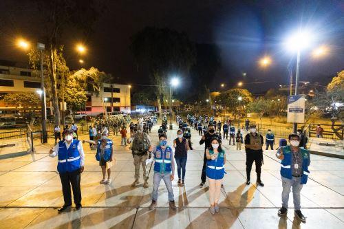 Municipalidad de Lima impulsa el Plan Tayta en Mirones Bajo del Cercado de Lima