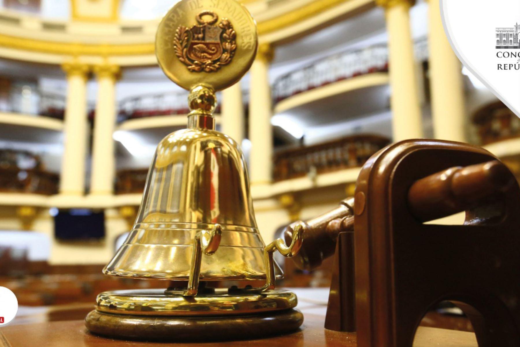 Congreso: suspenden sesión del pleno y queda pendiente elección de magistrados del TC