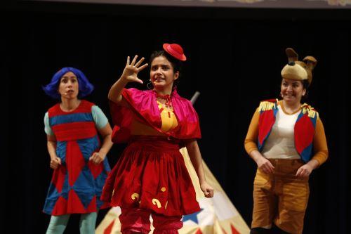 Gran Teatro Nacional presenta la obra familiar Sisi y su primer circo.