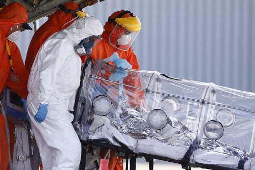 Según el reporte diario liderado por el ministro de Salud, Enrique Paris, en las últimas 24 horas fueron detectados 4,567 nuevos contagios por coronavirus, alcanzando más de 840,000 infectados desde el inicio de la pandemia. Foto: AFP
