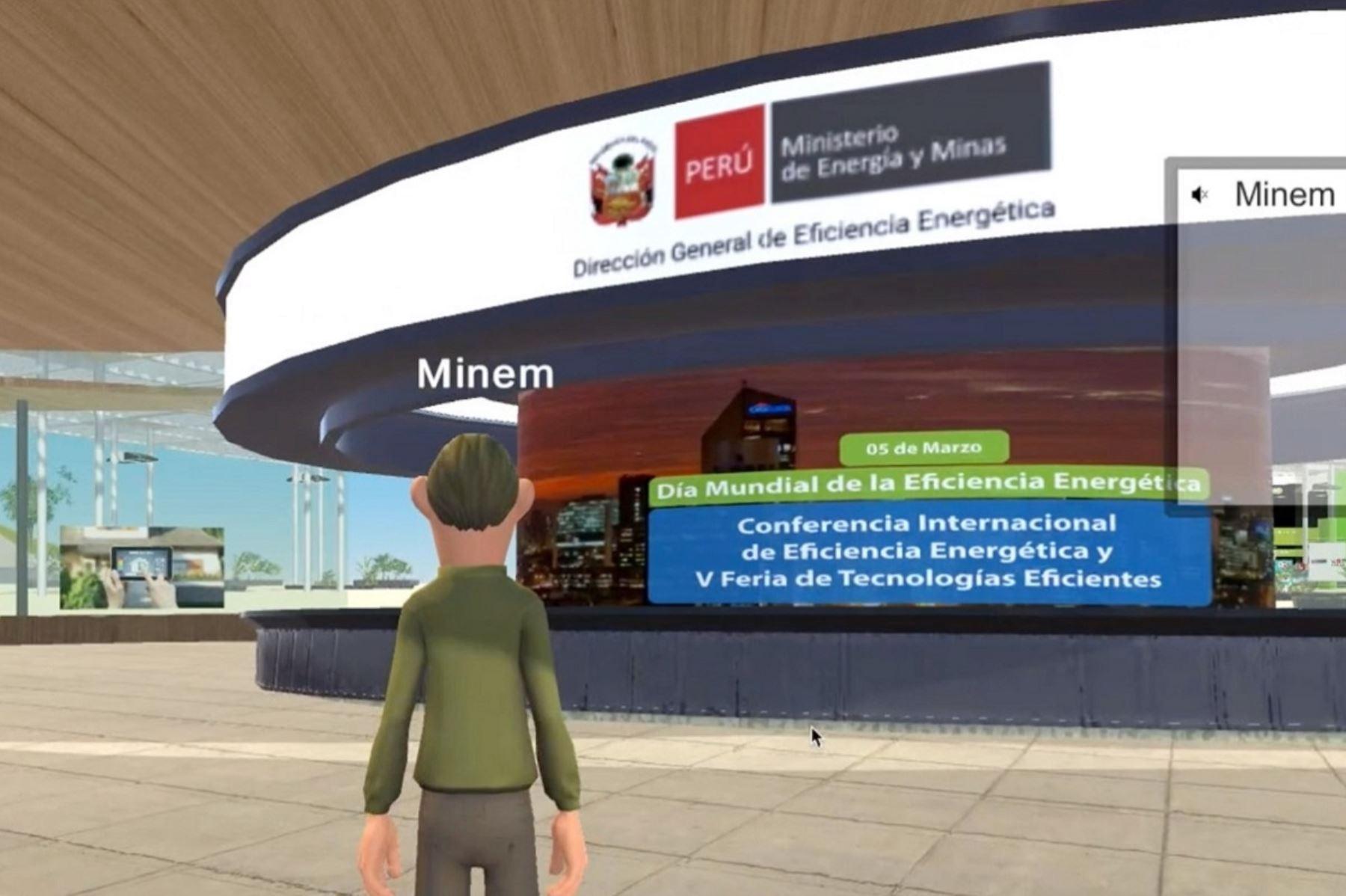 Feria virtual de eficiencia energética 2021. Fuente: Cortesía.