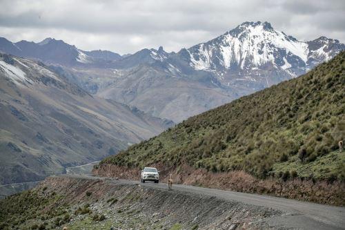 Región Andina central del Perú. Foto: Cortesía.