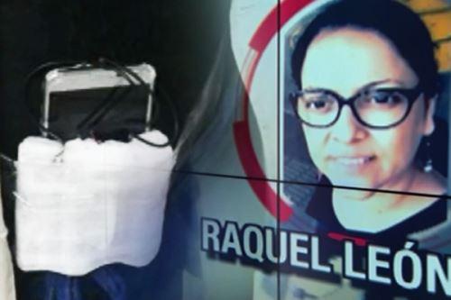 El hecho delictivo ocurrió el 21 de febrero del 2020, a las 12:55 horas aproximadamente, momentos en que Raquel León Goicochea habría ingresado a la agencia bancaria del Banco de Crédito del Perú (BCP), ubicada en el Centro Comercial Real Plaza de Villa María del Triunfo. Foto: Captura TV