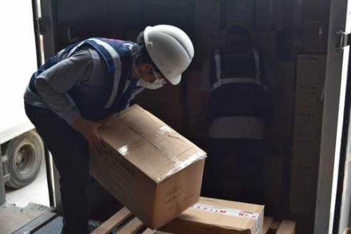 El Minsa, por medio del Centro Nacional de Abastecimiento de Recursos Estratégicos en Salud, envió más suministros médicos. Foto: ANDINA/Difusión