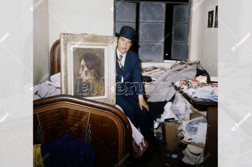 Víctor Humareda: 101 años del pintor peruano