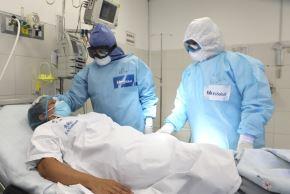 Guerreras de corazón: enfermeras de EsSalud y su lucha diaria contra la covid-19. Foto: ANDINA/Difusión.